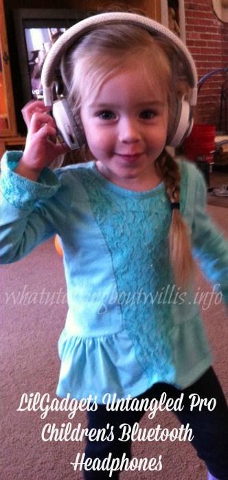 Children's Bluetooth Headphones