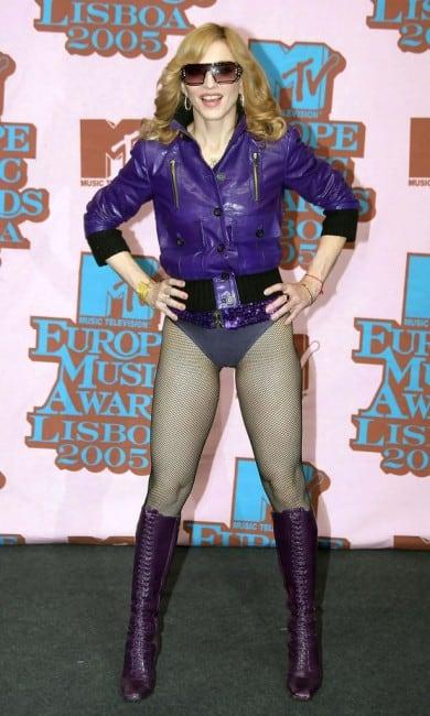 Madonna+2005+MTV+Europe+Music+Awards
