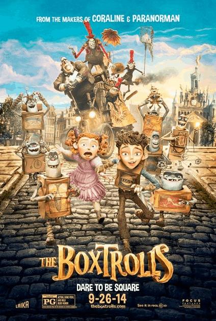 The Boxtrolls Featurette