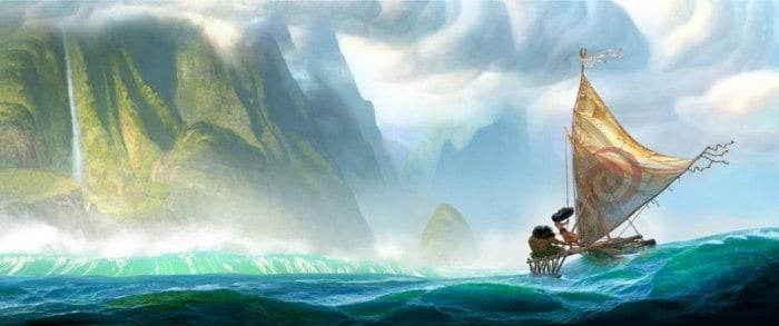 Disney Animation's Moana