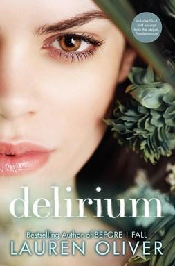 Delirium Book Cover