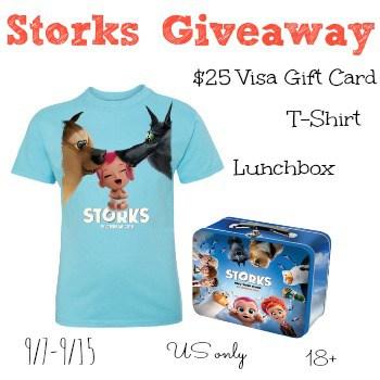 Storks Giveaway