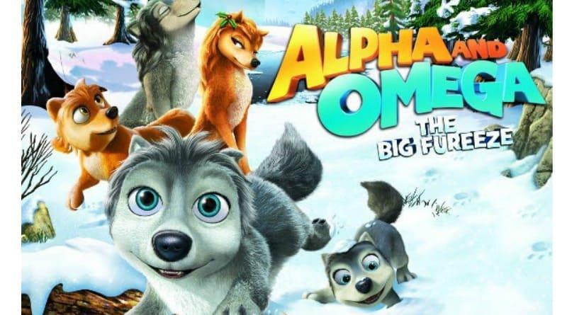 The Alpha and Omega The BIG Fureeze