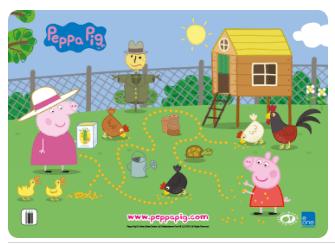 Peppa Pig's Granny's Pig Farm