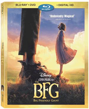 Disney's The BFG on Digital HD|Blu-ray|DMA 11/29