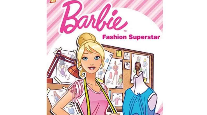 Barbie Papercutz