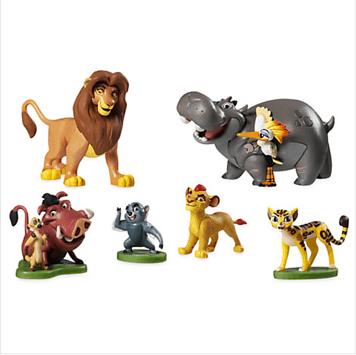Liongaurd Toy Set