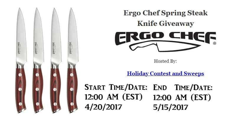 ergo chef giveaway