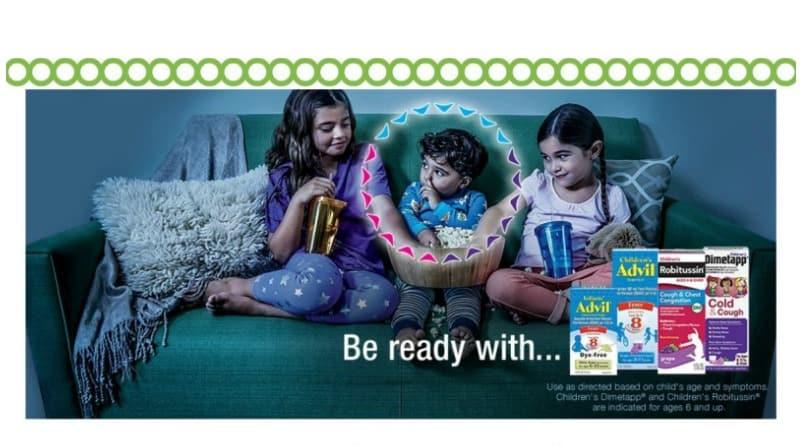 Pfizer Pediatrics Products Prize Package + $25 Virtual Visa GC