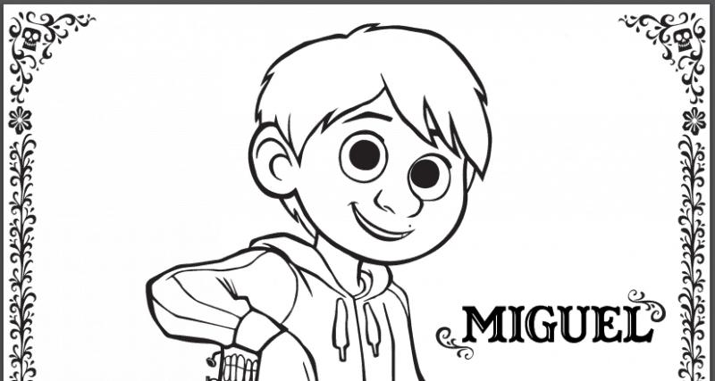 Coco's Miguel