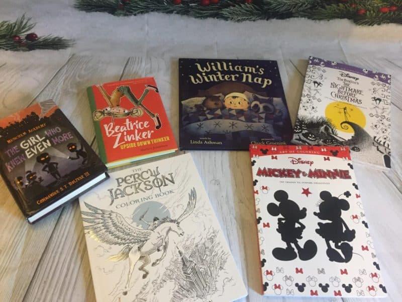 disney books all