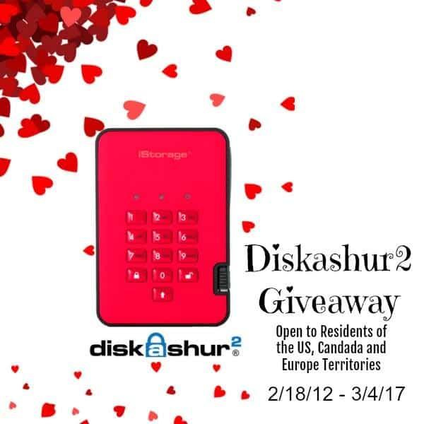 diskashur giveaway