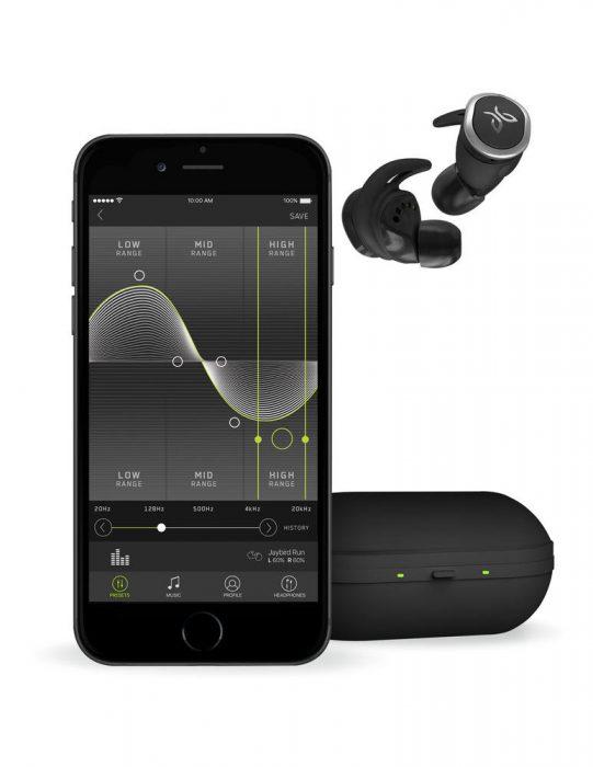 JayBird Run True Wireless Sport Headphones for the Mom that LOVES Her Music