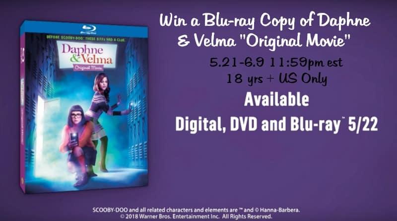 Win a Blu-ray copy of Daphne & Velma!