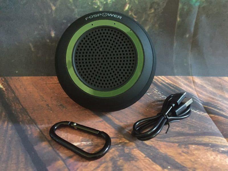 IPX7 Waterproof Floating True Wireless Stereo Bluetooth 4.2 Outdoor Speaker