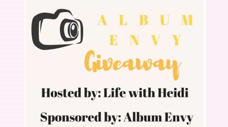 Album Envy Giveaway