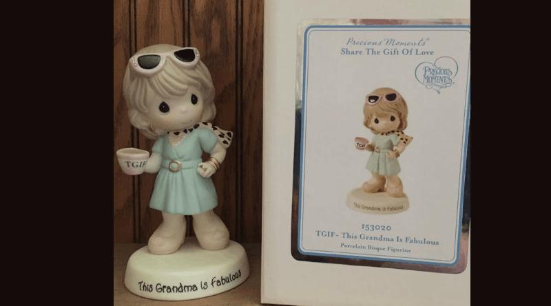 Celebrate Grandparents' Day with Precious Moments