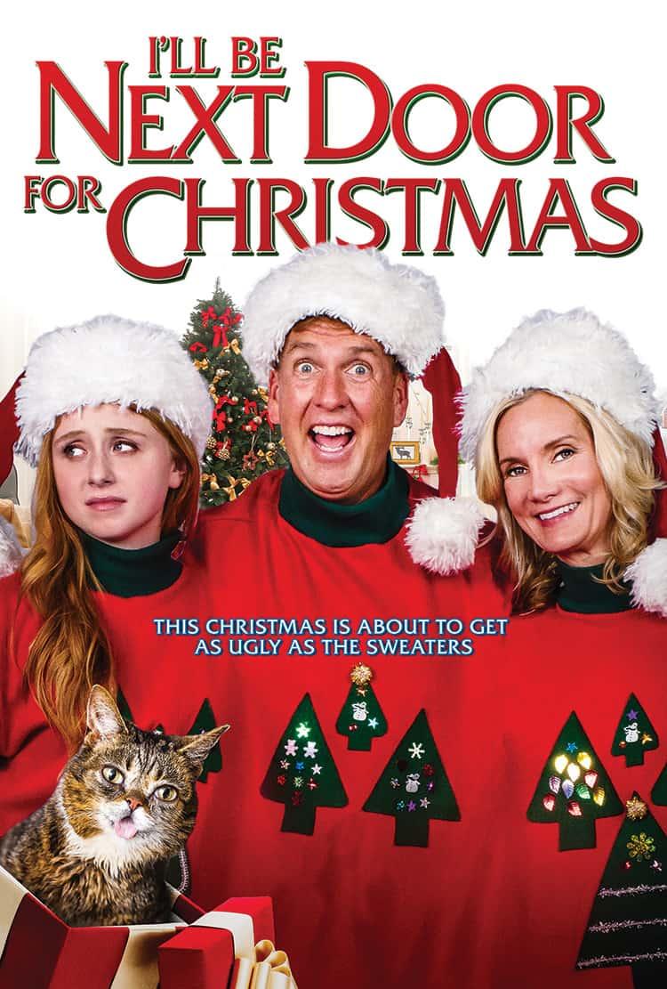 I'll Be Next Door for Christmas airing digitally 12.4